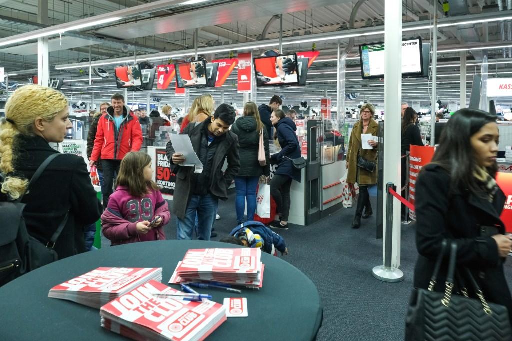 Black Friday Shopping Night Hoofddorp Jan Aukus © BDU media