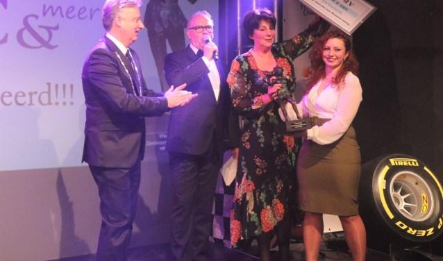 Anja Kerkman is blij met haar uitverkiezing