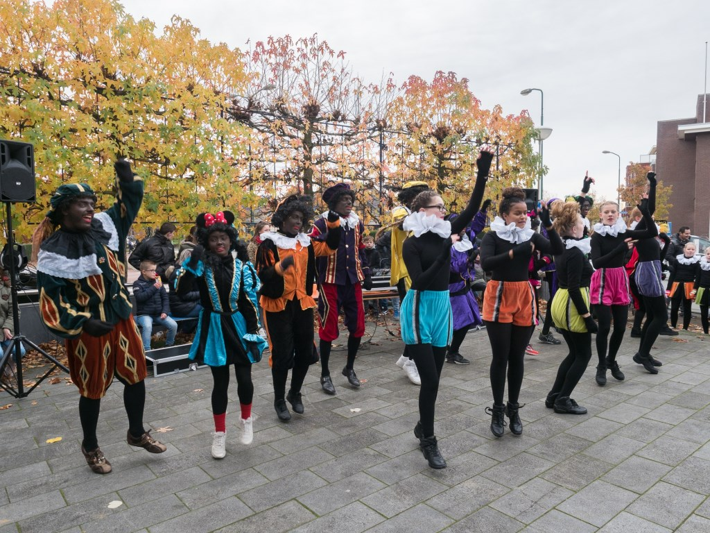 Een optreden van de Dans Pieten. Ab van den Pol © BDU media