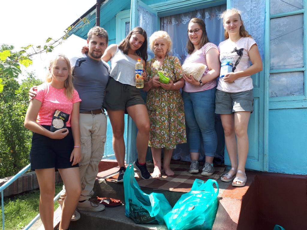 Jongeren uit Leusden bezochten Moldavië.