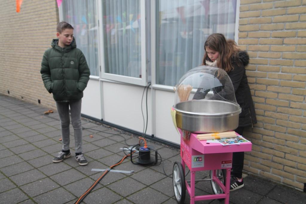 suikerspin Hannie van de Veen © BDU media