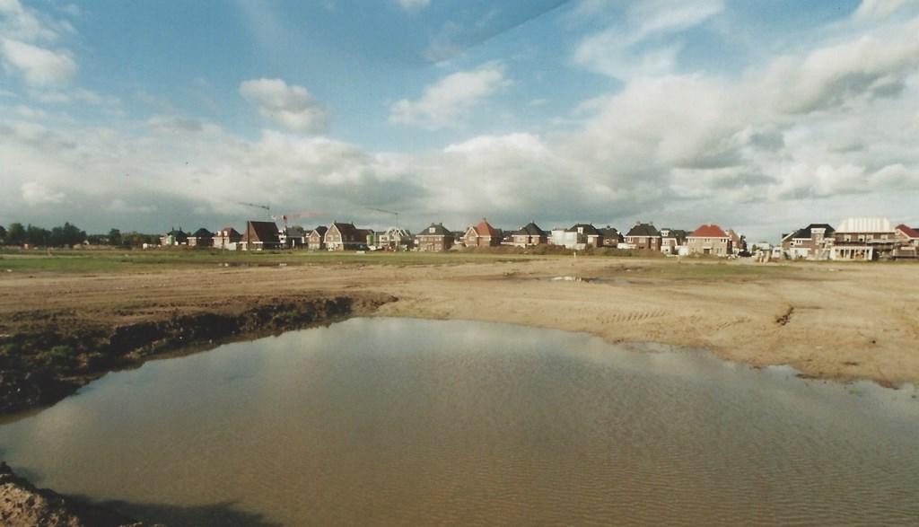 De wijk Tabaksteeg in aanbouw. Frans van Loenen © BDU media