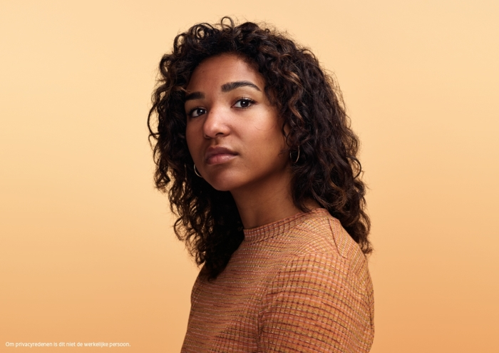 Portret Amber