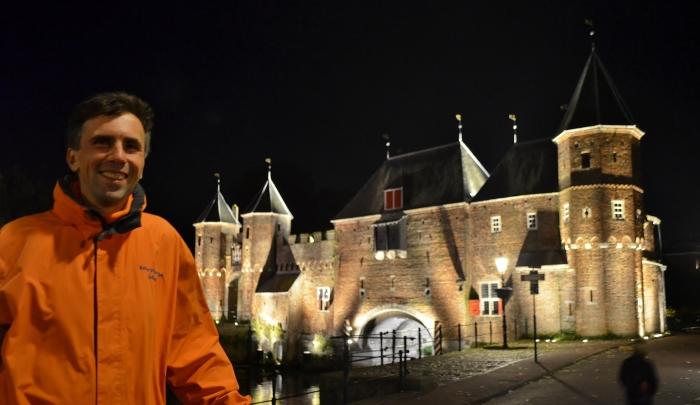 Stadsgids Harald Ket verheugt zich op de Nachtwandelingen
