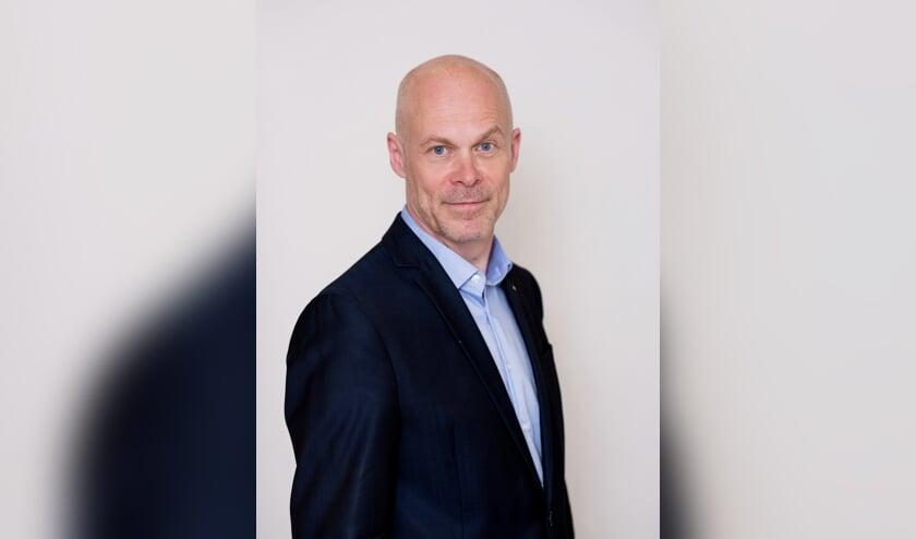 Wethouder Cees van Eijk.