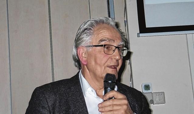 Evert de Graaf geeft op 18 november een lezing over de rol van de politie in Putten aan het eind van de oorlog en vlak daarna.