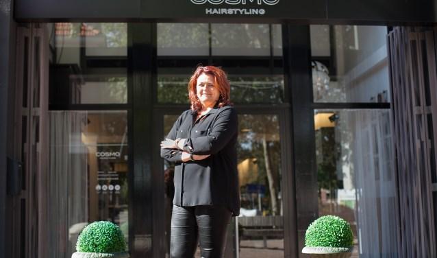 Daniëlle van Eijndt en haar team zien graag dat klanten met een glimlach de deur uit gaan.