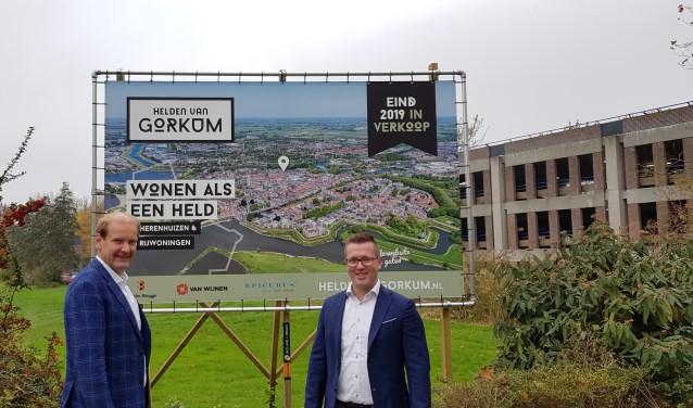 Er gaat weer gebouwd worden in de binnenstad van Gorinchem en dat mag uniek genoemd worden.