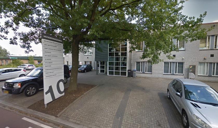 Er ligt goede ondernemersgrond onder de Hogerbrinkerweg 10 in Hoevelaken blijkbaar.
