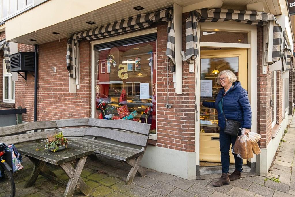 De bakkerswinkel zal door buurtbewoners gemist worden christi wijnen © BDU media