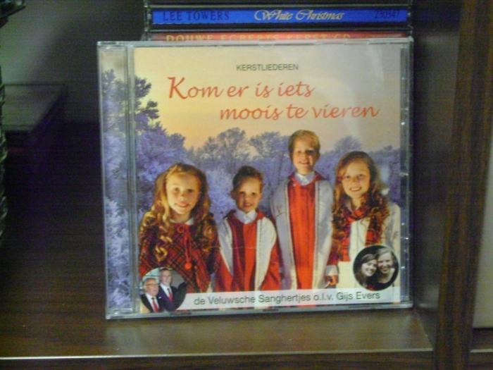 Kerstliederen  cd,s theo vd Hombergh © BDU media