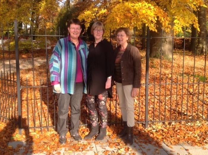 Marja Terlouw, Jacqueline Dam, Anke Penning