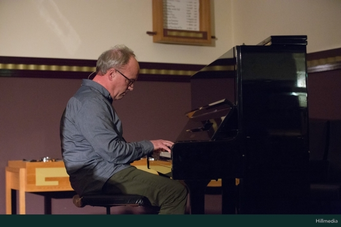 live piano - Diemer de Jong