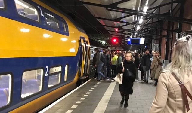 Petitie voor behoud nachttrein Amersfoort-Utrecht - Stad Nijkerk