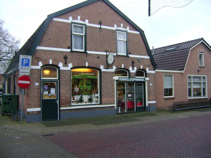 Winkeltje Overnodig aan de Dorpsstraat 97 Putten