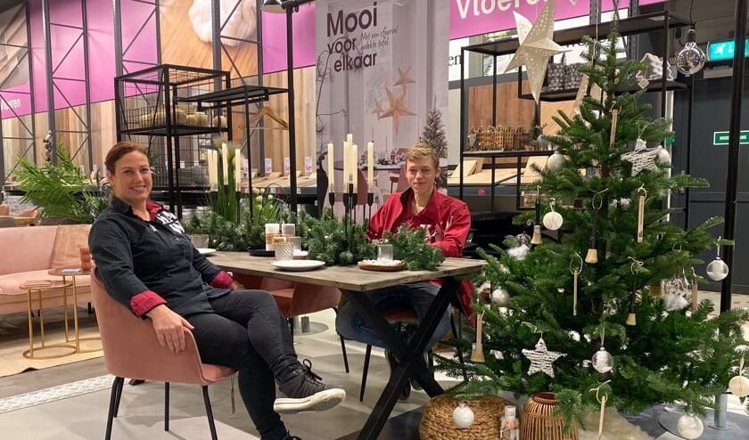 Het team van Karwei Nijkerk is klaar voor de feestdagen, maar zoekt versterking.