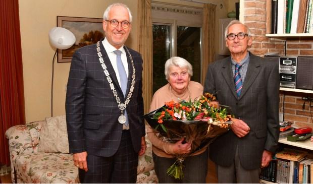 Echtpaar De Boer 65 jaar getrouwd - Stad Nijkerk
