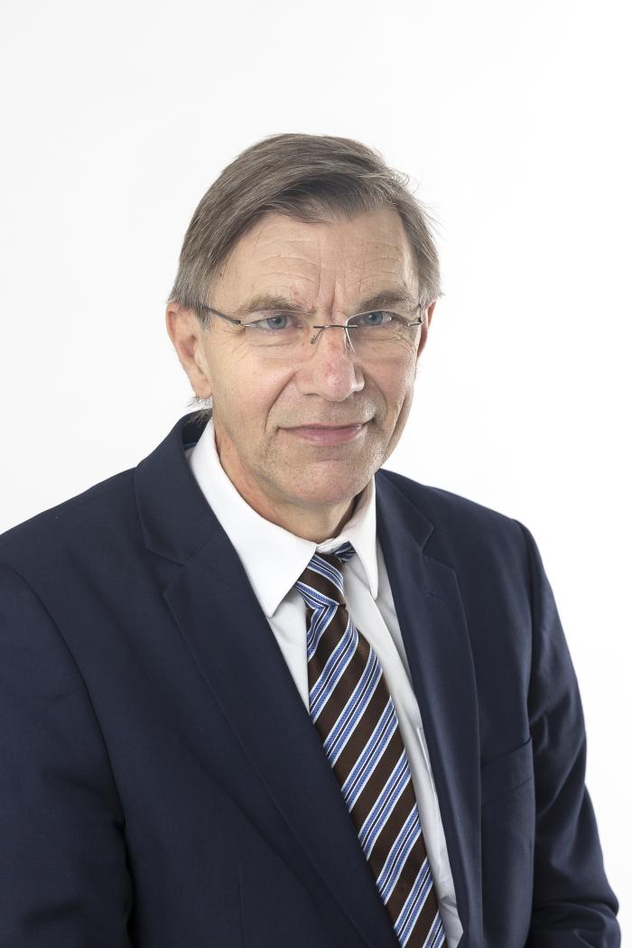 CU-raadslid Dick Karssen
