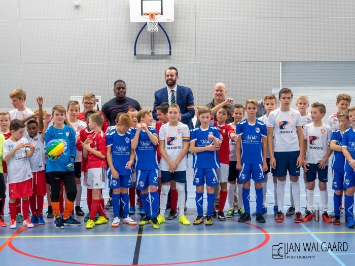 Groepsfoto met de teams  Jan Walgaard © BDU Media
