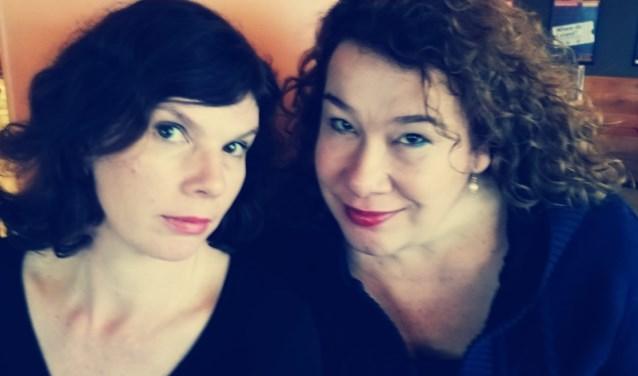 Alexandra en Victoria Nagelkerke