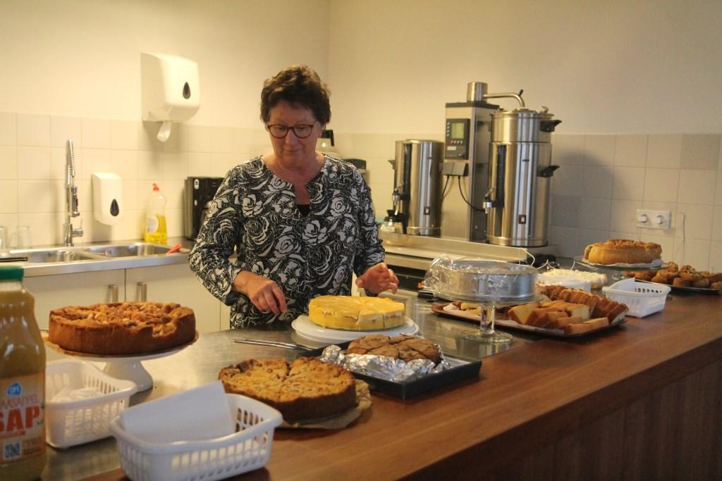 zelfgemaakt gebak Hannie van de Veen © BDU media