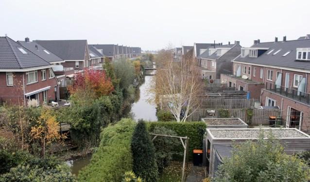 De wijk Tabaksteeg is gebouwd op de beste landbouwgrond van Leusden. ,,Dat zei mijn moeder altijd. Dit vanwege de tabaksbouw in vroegere tijden.''