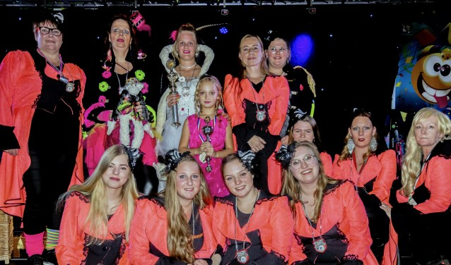 Uniek in Gorinchem: Stadsprinses en volledig vrouwelijke raad van elf 18-11-2019, 16:57 GORINCHEM - DeStadGorinchem.nl