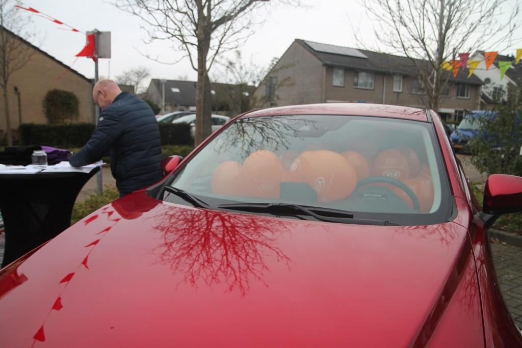 raden hoeveel ballonnen er in de auto lagen Hannie van de Veen © BDU media