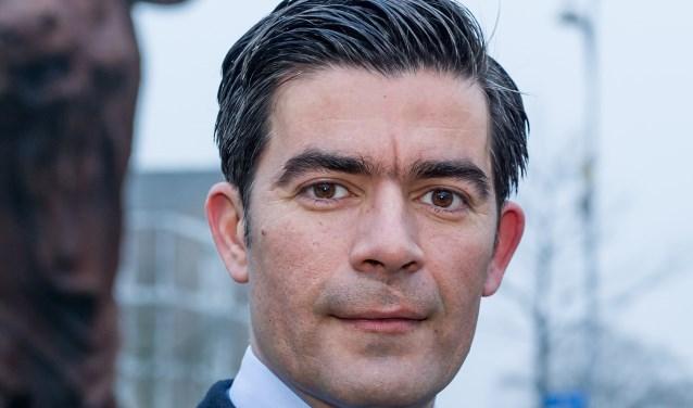 PvdA-fractievoorzitter Harun Keskin