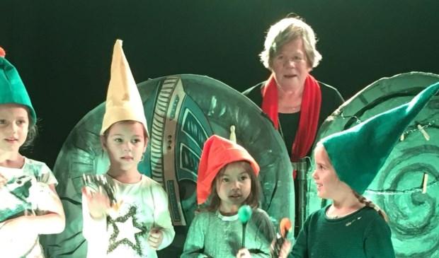 Marijke Kots heeft zowel voor en met kinderen als volwassenen theaterprogramma's gemaakt.