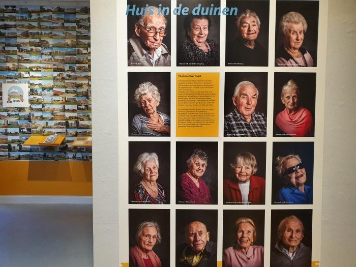 Bewoners van Kennemerhart in ABC Architectuurmuseum Haarlem