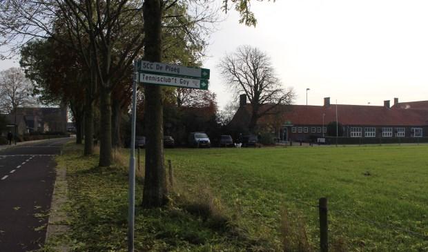 Dorpshuis De Ploeg en het verenigingsleven zijn belangrijke pijlers in 't Goy
