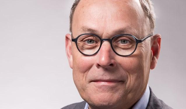 Raadslid Ben Stoelinga (Amersfoort2014) houdt de centen in de gaten.