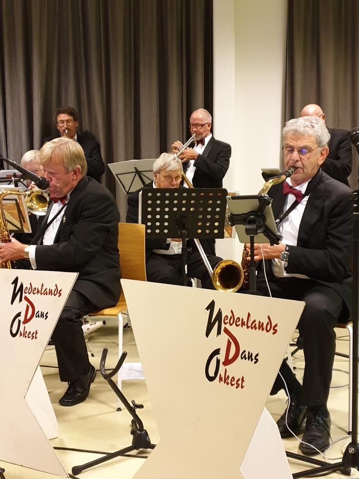 Nederlands Dansorkest Coherente © BDU media
