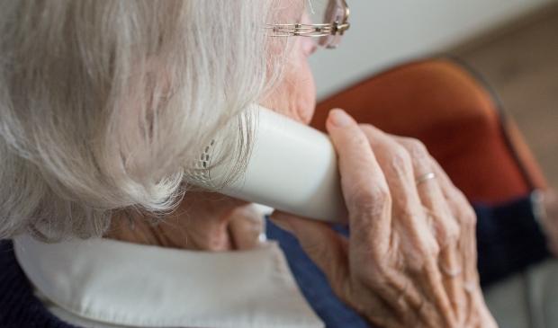 <p>Even een telefoontje doet al wonderen</p>