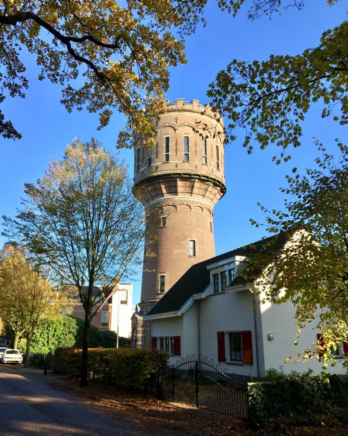 De Watertoren (1903) aan de Sophialaan