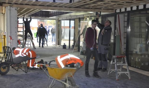 De passage ondergaat op dit moment ook een transformatie Agnes Corbeij © BDU media