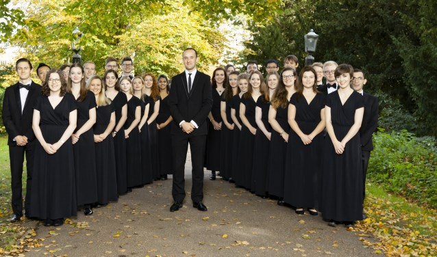The Choir of Clare College Cambridge