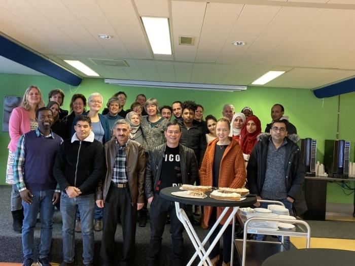 NVA viert lustrum taalschool in Zeist