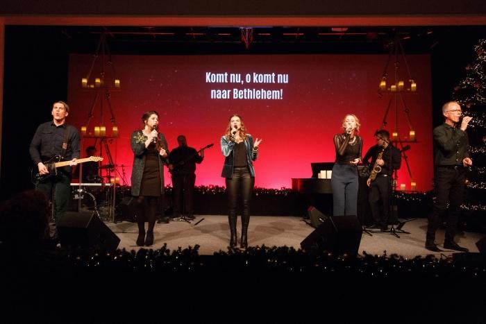 Vier Kerst mee in De Meerkerk