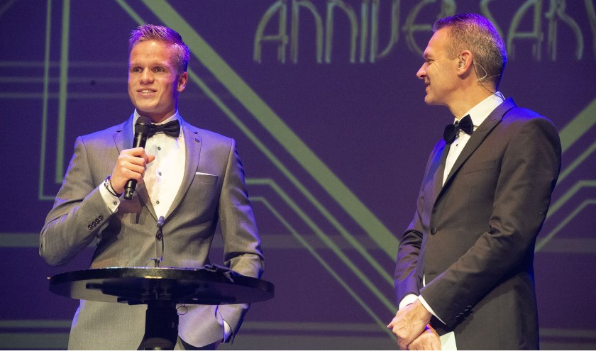 Lems blijkt geen eendagsvlieg en zag zijn prestaties ook beloond worden met de prijs 'Sportman van het jaar' in de gemeente Amersfoort