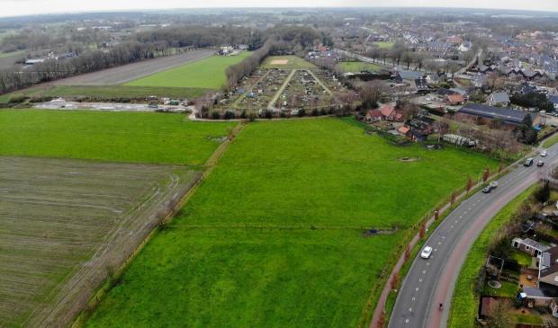 Verplaatsing van het bedrijf is van groot belang voor realisering van woningbouw in het gebied Putten-Zuid.