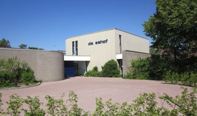 kerkgebouw de Eshof te Hoevelaken