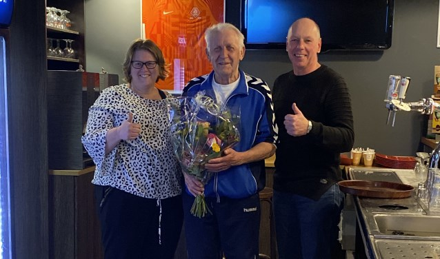 Ries Hoogland Clubheld 2019