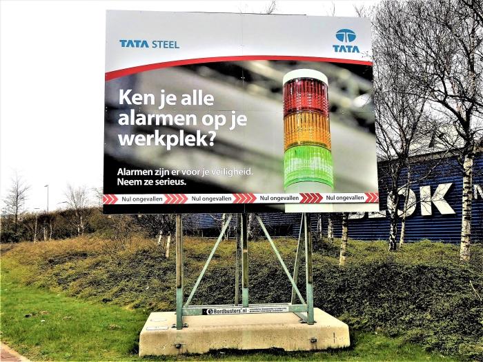 Poortaktie Hans Blomvliet © BDU