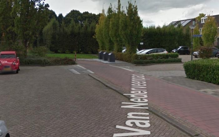 Kruising Van Nederveenpad - Van Asperenstraat