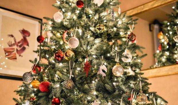 Archieffoto. Niet de bewuste kerstboom.