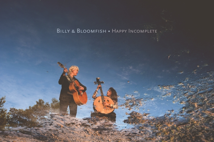 Kathleen VandenHoudt (Billy, links) en Pascale Michiels (Bloomfish)