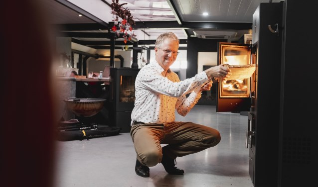 Coen van Westerveld: ,,Er is niets mis met stoken, mits je het op de juiste manier doet.''
