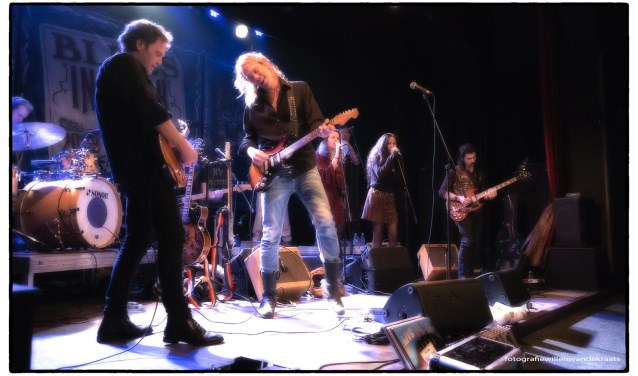 Dampend feest in Calypo met de Ralph de Jongh Band ft Ruben Hoeke.